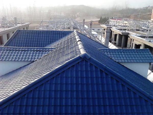 济宁宏展建筑材料有限公司树脂瓦常见问题解决方案